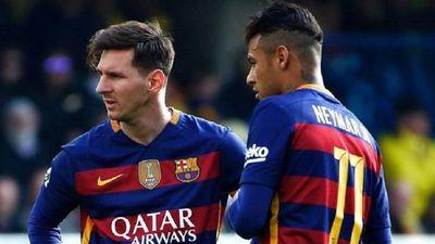 Barca mua Neymar chỉ để chiều lòng Messi