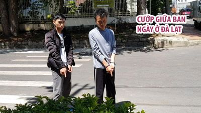 Liều lĩnh xông vào nhà dân ở Đà Lạt cướp 200 triệu đồng giữa ban ngày