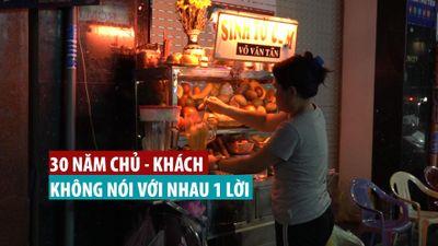 Câu chuyện đượm tình người sau xe 'sinh tố không lời' ở Sài Gòn