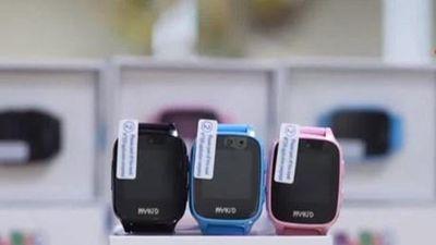 Đồng hồ định vị cho trẻ nhỏ hút khách với nhiều chủng loại