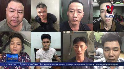 Bắt nhóm buôn ma túy sử dụng lựu đạn tại TP HCM