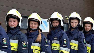 Đội cứu hỏa toàn nữ tại ngôi làng 10 năm không có con trai ở Ba Lan