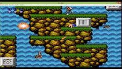 Game thủ 'phá đảo' Contra 1988 chỉ với một mạng trong 7 phút