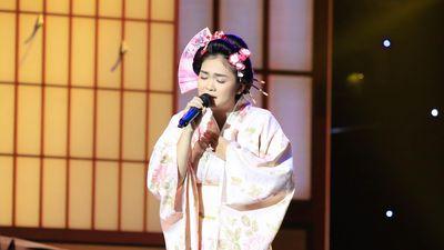 Quán quân Thiện Nhân được khen khi hóa geisha