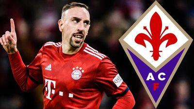 Franck Ribery chính thức cập bến Fiorentina