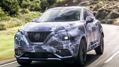Nissan Juke thế hệ mới lộ diện, ra mắt vào 3/9