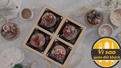 Làm bánh trung thu handmade kiếm gần 400 triệu mỗi mùa