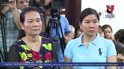Tuyên án vụ chống người thi hành công vụ tại quận Hai Bà Trưng, Hà Nội