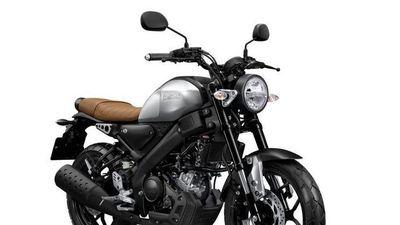 Lộ diện Yamaha XSR155 phong cách hoài cổ