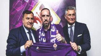 Ở dốc bên kia của sự nghiệp, tại sao Ribery vẫn được chào đón tại Seria A?