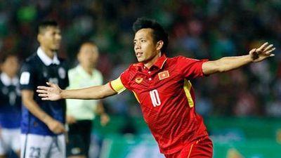 Văn Quyết vắng mặt quá lâu ở đội tuyển Việt Nam khiến BLV Thái thắc mắc
