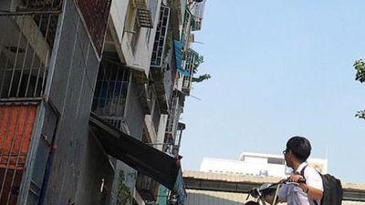 Đề nghị phá dỡ khẩn cấp chung cư nghiêng 45 cm ở Sài Gòn