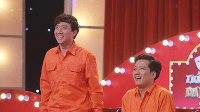 Trấn Thành và Trường Giang thường mặc đồ đôi trên sóng truyền hình