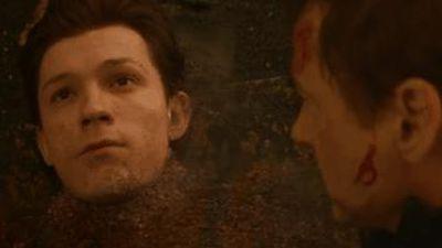 Hình ảnh Spider-Man tan biến gây xúc động trở lại