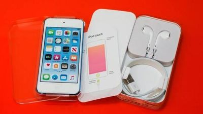 iPod, Apple Watch giá rẻ tràn về VN