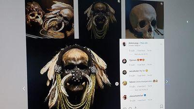 Sưu tập đầu lâu - thú chơi nở rộ trên Instagram