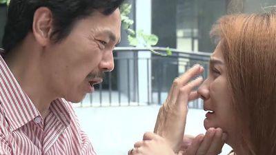 Bảo Thanh vừa khóc vừa hát nhạc phim 'Về nhà đi con'