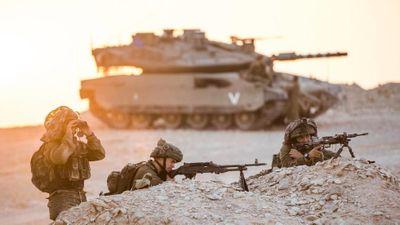Tưởng nhầm quân địch, lính dù Israel bắn máy bay dân sự nước mình