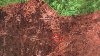 Phớt lờ Thổ, quân Assad giải phóng hoàn toàn bắc Hama