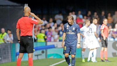 Lịch thi đấu, lịch phát sóng La Liga đêm nay rạng sáng 25.8: Real Madrid vắng Modric