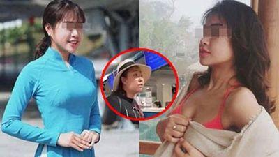 Cô gái đăng clip Đại úy công an náo loạn sân bay bị dọa tung clip nóng, buộc phải gỡ xuống?