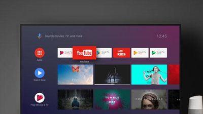 Cách thiết lập Google Assistant tiếng Việt trên smart TV Sony