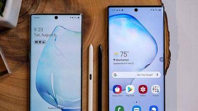 Những tính năng 'thần thánh' của bút S Pen trên Samsung Galaxy Note 10, Galaxy Note 10 Plus