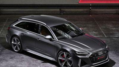 Khám phá Audi RS6 Avant 2020 công suất 600 mã lực