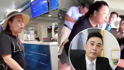 Nữ công an chửi rủa thậm tệ nhân viên hàng không: 'Xử phạt 200 nghìn đồng là chưa đúng quy định'
