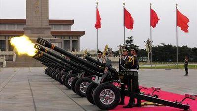 Khám phá nguồn gốc nghi thức 21 phát pháo chào trong quân đội