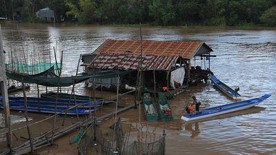 Lũ đầu nguồn sông Cửu Long tiếp tục lên