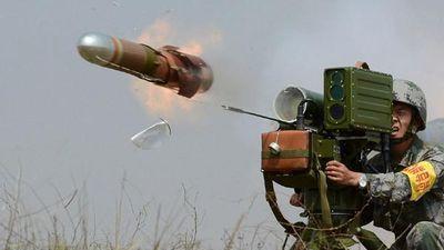 Điểm mặt tên lửa chống tăng trong quân đội Trung Quốc