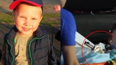 Hy sinh để cứu ông, cậu bé 6 tuổi được truy tặng huân chương anh dũng