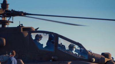 Trực thăng Mỹ bắn 5 tên lửa vào bản sao hệ thống Pantsir Nga