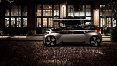Volvo 360c -Chiếc xe tự lái không vô lăng đầu tiên trên thế giới