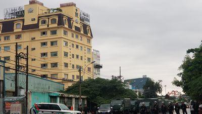 Công ty Alibaba bị 'đòi lại' trụ sở ở đường Kha Vạn Cân