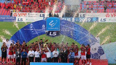Hồng Lĩnh Hà Tĩnh vô địch Giải hạng nhất quốc gia 2019