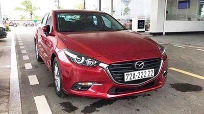 Mazda3 tại Việt Nam giảm 70 triệu để dọn sạch hàng tồn