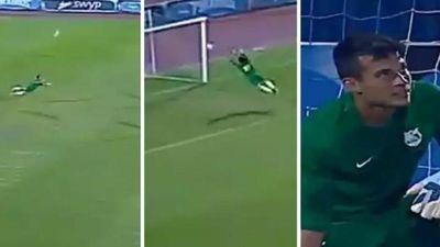 Màn cứu thua ấn tượng của thủ môn Ai Cập