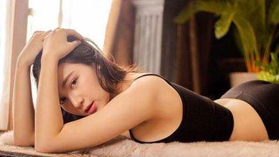 CLIP: Vẻ đẹp 'hiếm có khó tìm' của người mẫu đồ lót Thái Lan