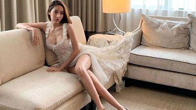 CLIP: Thể hình 'chuẩn không cần chỉnh' của hot girl Thái Lan