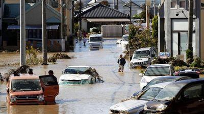 Nhật cứu sống 1 thủy thủ Việt trong vụ chìm tàu bão Hagibis