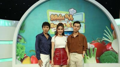 Hoa hậu Phan Thị Mơ tham gia 'Khẩu vị ngôi sao'