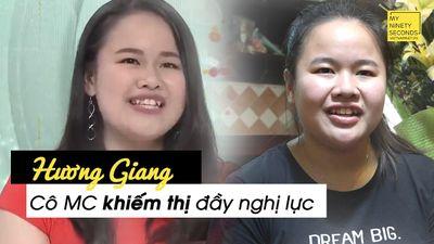 'Điều kỳ diệu' của nữ MC đặc biệt nhất VTV