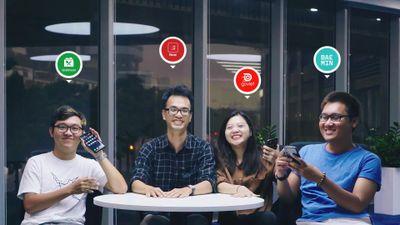 Đặt Phúc Long giờ cao điểm - Grab độc diễn, app Hàn Quốc đột tử