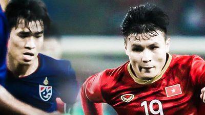 Khoảnh khắc lá thăm đưa U22 Việt Nam chung bảng với Thái Lan