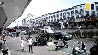Nổ khí gas ở Trung Quốc khiến 9 người thiệt mạng