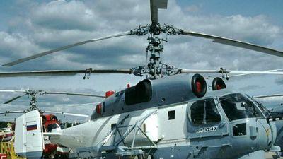 Trực thăng hai tầng cánh mệnh danh 'sát thủ' của Hải quân Việt Nam