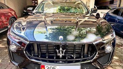 'Siêu phẩm' Maserati Levante Trofeo 15 tỷ lần đầu tiên về Việt Nam
