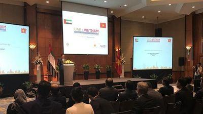 UAE là 'cửa ngõ' chiến lược giúp sản phẩm Việt tiến vào Trung Đông